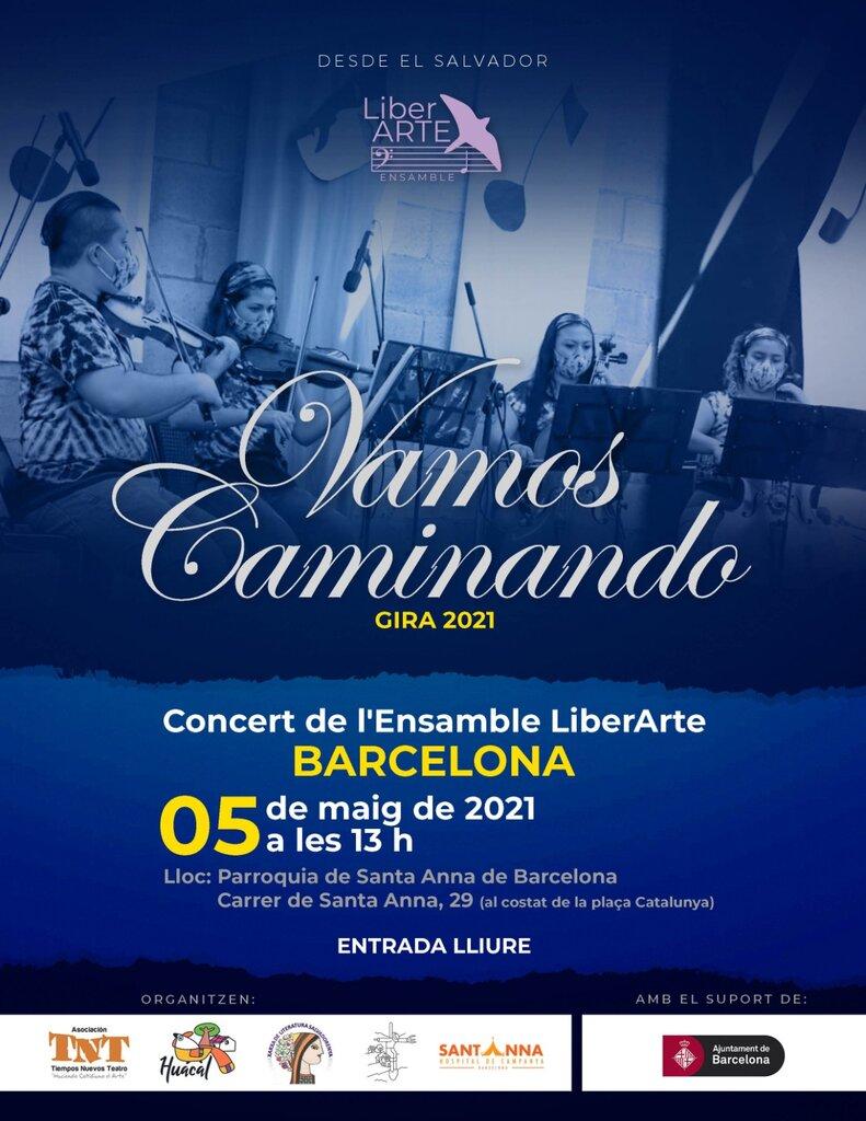 Concert Solidari de l´ensamble LiberArte